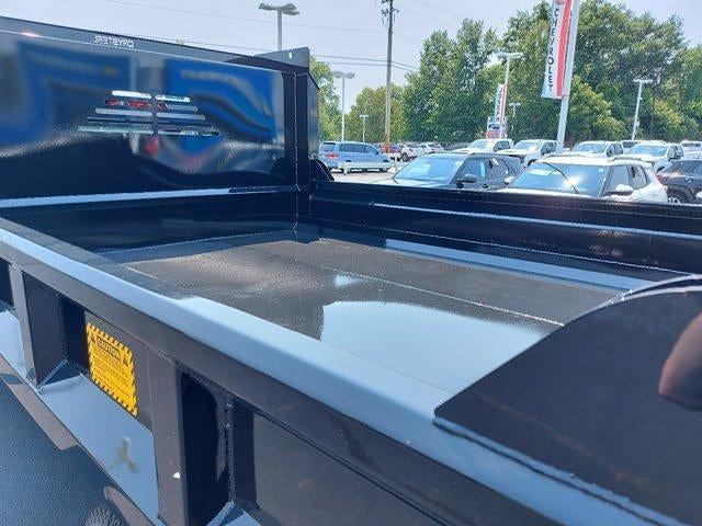 2021 Silverado 3500 Regular Cab 4x4,  Crysteel E-Tipper Dump Body #M71049 - photo 9