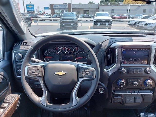 2021 Silverado 2500 Crew Cab 4x4,  Cab Chassis #M71057 - photo 10
