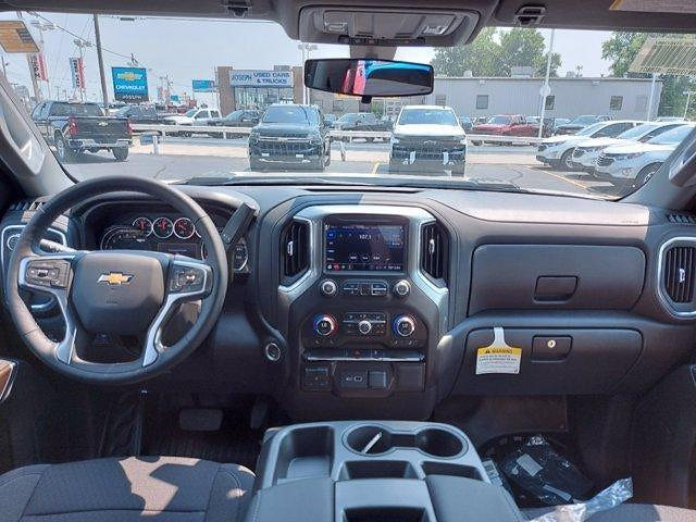 2021 Silverado 2500 Crew Cab 4x4,  Cab Chassis #M71057 - photo 9