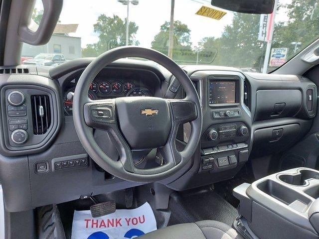 2021 Silverado 3500 Regular Cab 4x4,  Godwin 184U Dump Body #M71093 - photo 9