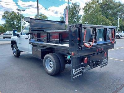 2021 Silverado 3500 Regular Cab 4x4,  Godwin 184U Dump Body #M71093 - photo 6