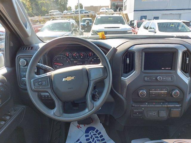 2021 Silverado 3500 Crew Cab 4x4,  Godwin 184U Dump Body #M71139 - photo 10