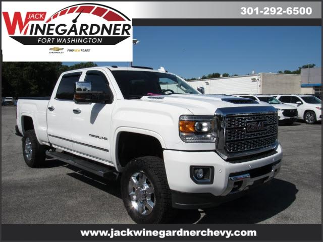 2019 GMC Sierra 3500 Crew Cab 4x4, Pickup #209457A - photo 1
