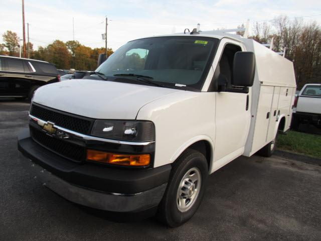 2020 Chevrolet Express 3500 4x2, Knapheide Service Utility Van #209502 - photo 6