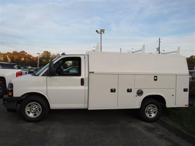 2020 Chevrolet Express 3500 4x2, Knapheide Service Utility Van #209502 - photo 5