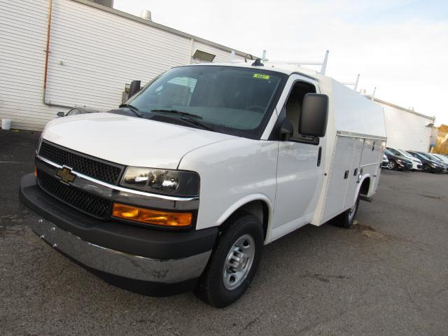 2020 Chevrolet Express 3500 4x2, Knapheide Service Utility Van #209507 - photo 6
