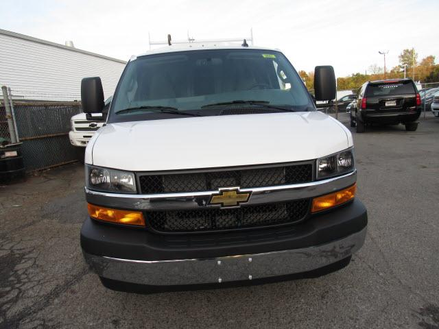 2020 Chevrolet Express 3500 4x2, Knapheide Service Utility Van #209507 - photo 7