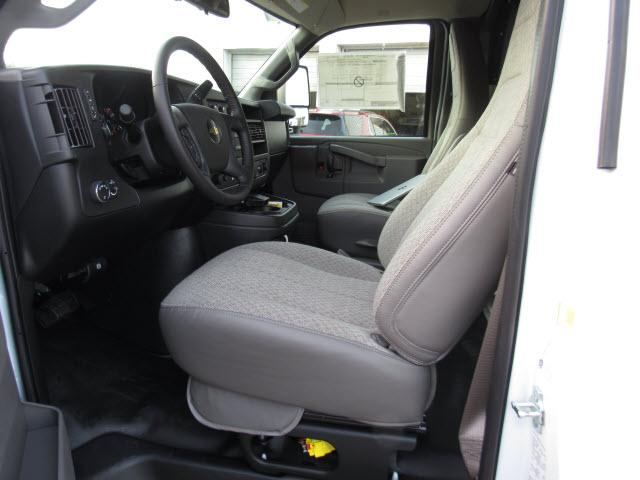2020 Chevrolet Express 3500 4x2, Knapheide Service Utility Van #209507 - photo 8
