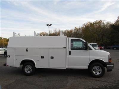 2020 Chevrolet Express 3500 4x2, Knapheide Service Utility Van #209507 - photo 2