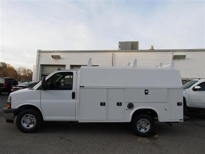 2020 Chevrolet Express 3500 4x2, Knapheide Service Utility Van #209507 - photo 5