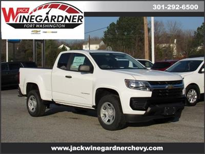 2021 Chevrolet Colorado Extended Cab 4x2, Pickup #219071 - photo 1