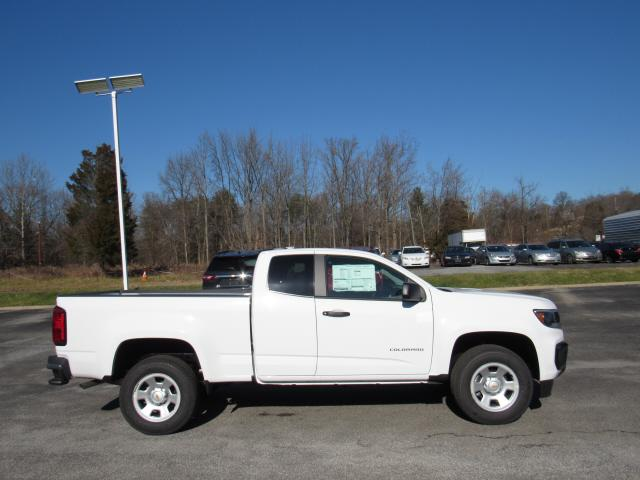 2021 Chevrolet Colorado Extended Cab 4x2, Pickup #219095 - photo 3