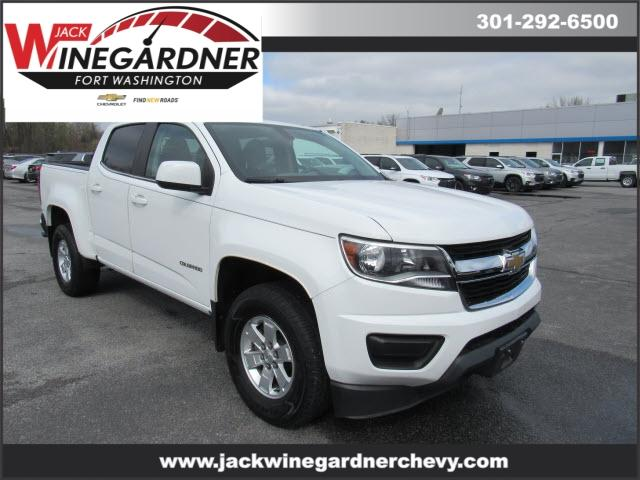 2016 Chevrolet Colorado Crew Cab 4x2, Pickup #8235A - photo 1