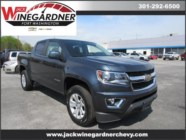 2019 Chevrolet Colorado Crew Cab 4x4, Pickup #99520A - photo 1