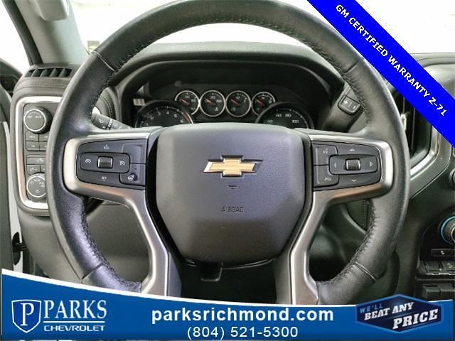 2020 Chevrolet Silverado 1500 Crew Cab 4x4, Pickup #101303XA - photo 17