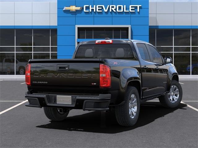 2021 Chevrolet Colorado Crew Cab 4x4, Pickup #101826X - photo 2