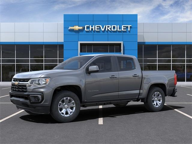 2021 Chevrolet Colorado Crew Cab RWD, Pickup #112562 - photo 3