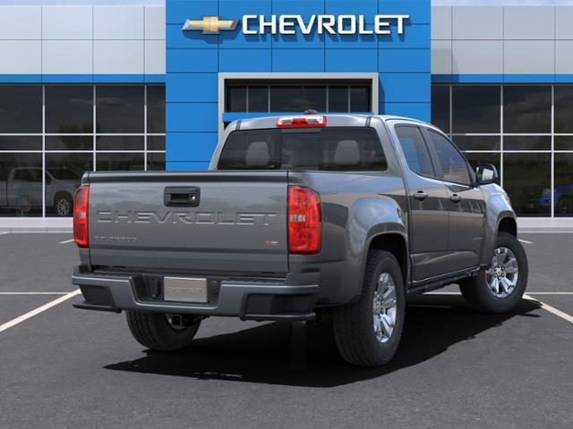 2021 Chevrolet Colorado Crew Cab RWD, Pickup #112562 - photo 22