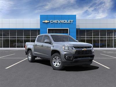 2021 Chevrolet Colorado Crew Cab RWD, Pickup #112562 - photo 21