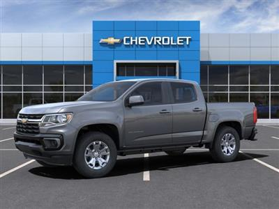 2021 Chevrolet Colorado Crew Cab RWD, Pickup #112562 - photo 23