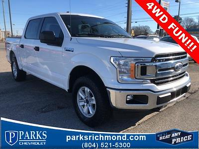 2018 Ford F-150 SuperCrew Cab 4x4, Pickup #116289XB - photo 9