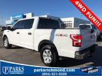 2018 Ford F-150 SuperCrew Cab 4x4, Pickup #116289XB - photo 2
