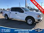 2018 Ford F-150 SuperCrew Cab 4x4, Pickup #116289XB - photo 3