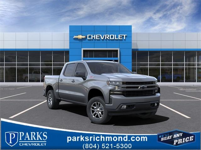 2021 Chevrolet Silverado 1500 Crew Cab 4x4, Pickup #121265X - photo 1