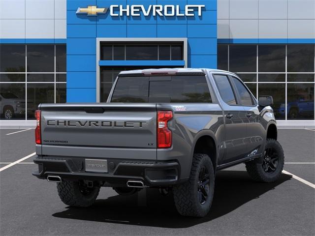 2021 Chevrolet Silverado 1500 Crew Cab 4x4, Pickup #127366 - photo 2