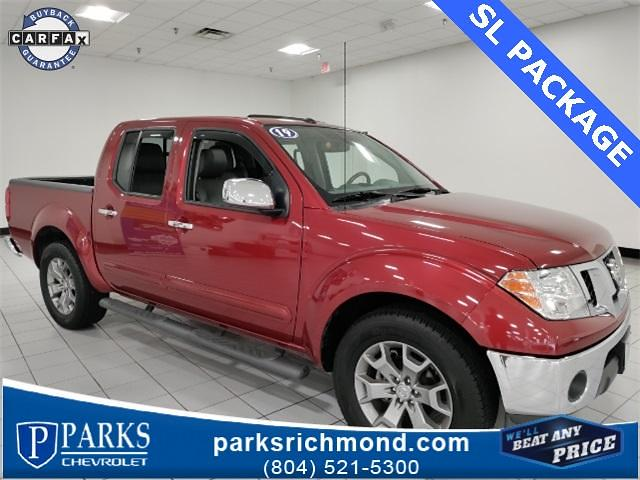 2019 Nissan Frontier Crew Cab 4x2, Pickup #135674A - photo 11
