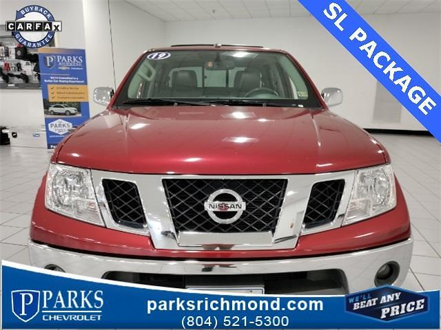 2019 Nissan Frontier Crew Cab 4x2, Pickup #135674A - photo 13