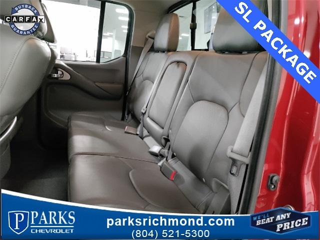 2019 Nissan Frontier Crew Cab 4x2, Pickup #135674A - photo 15