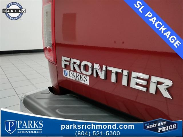 2019 Nissan Frontier Crew Cab 4x2, Pickup #135674A - photo 53