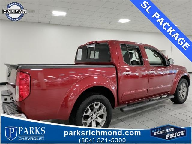 2019 Nissan Frontier Crew Cab 4x2, Pickup #135674A - photo 9