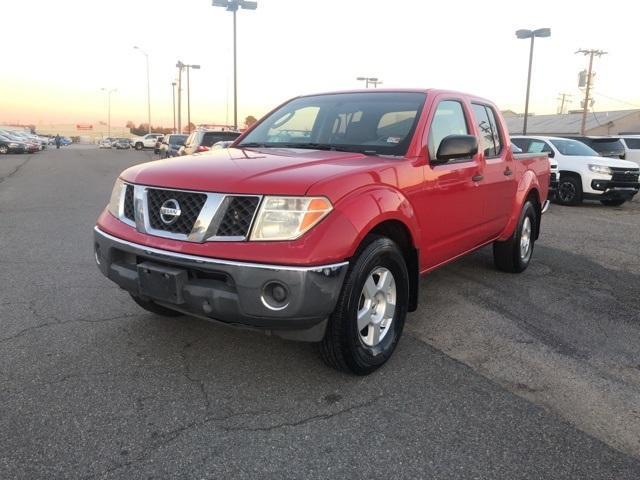2007 Nissan Frontier 4x4, Pickup #143608A - photo 10