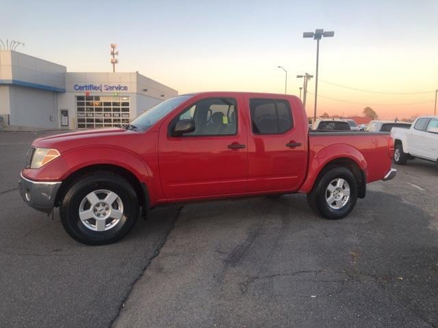 2007 Nissan Frontier 4x4, Pickup #143608A - photo 6