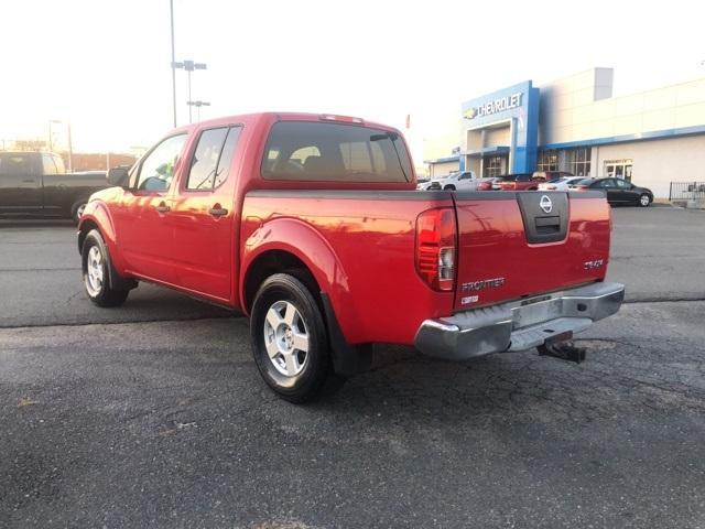 2007 Nissan Frontier 4x4, Pickup #143608A - photo 5