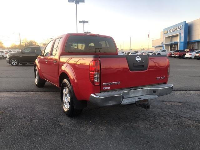 2007 Nissan Frontier 4x4, Pickup #143608A - photo 2