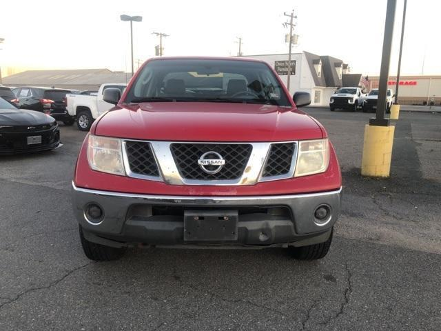 2007 Nissan Frontier 4x4, Pickup #143608A - photo 9