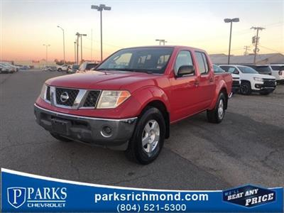 2007 Nissan Frontier 4x4, Pickup #143608A - photo 1