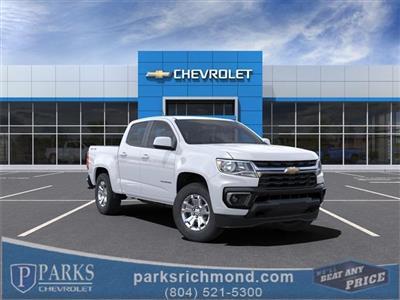 2021 Chevrolet Colorado Crew Cab 4x4, Pickup #146478 - photo 1
