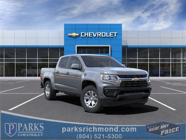 2021 Chevrolet Colorado Crew Cab 4x4, Pickup #148250 - photo 1