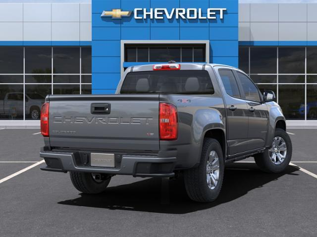 2021 Chevrolet Colorado Crew Cab 4x4, Pickup #148250 - photo 22