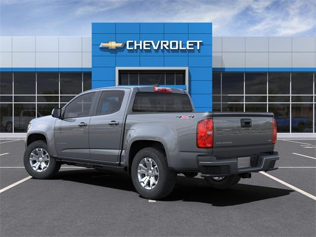 2021 Chevrolet Colorado Crew Cab 4x4, Pickup #148250 - photo 4