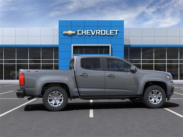 2021 Chevrolet Colorado Crew Cab 4x4, Pickup #148250 - photo 5