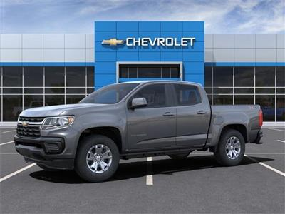 2021 Chevrolet Colorado Crew Cab 4x4, Pickup #148250 - photo 3
