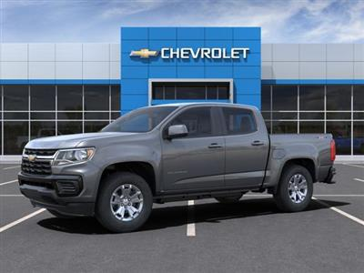 2021 Chevrolet Colorado Crew Cab 4x4, Pickup #148250 - photo 23