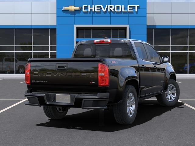 2021 Chevrolet Colorado Crew Cab 4x4, Pickup #148437 - photo 22