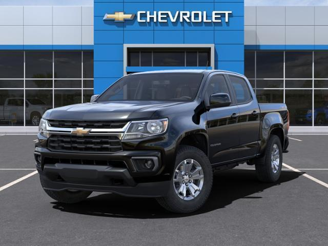 2021 Chevrolet Colorado Crew Cab 4x4, Pickup #148437 - photo 26