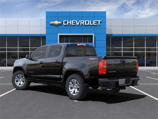 2021 Chevrolet Colorado Crew Cab 4x4, Pickup #148437 - photo 4